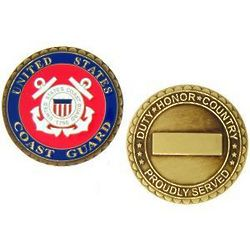 US Coast Guard Challenge Coin