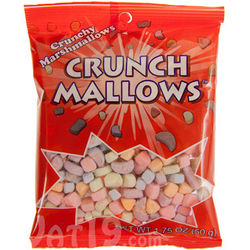 Crunchmallows Cereal Marshmallows