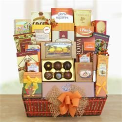 Fall Grand Gourmet Snack Basket