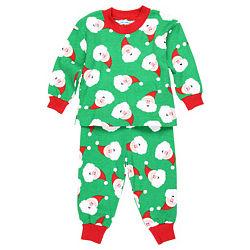 Infant Santa Pajamas