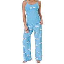 Love Swans Cami Pajamas