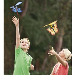 Wind-Up Winged Copter Toys