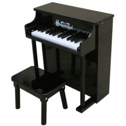 Schoenhut Traditional Spinet Child Piano with Bench