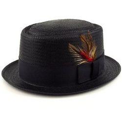 Straw Be-Bop Hat