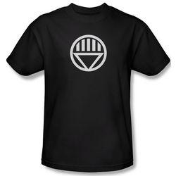 Green Lantern Black Lantern Logo T-Shirt