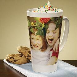 Photo Latte Mug