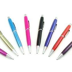 Anodized Laserline Ballpoint Pen