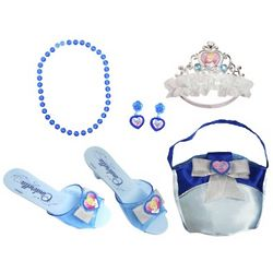 Cinderella Dress Up Accessory Set