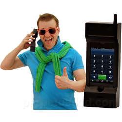 Retro Cell Phone Case