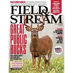 6 Issues of Field and Stream Magazine