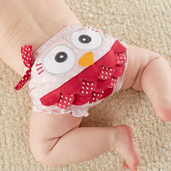 Whoo's the Cutest? Owl Baby Bloomer
