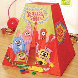 Yo Gabba Gabba! Play Tent