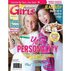 Discovery Girls Magazine Subscription