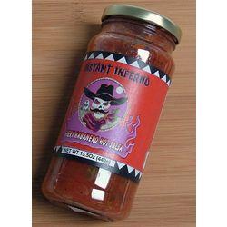 Instant Inferno Habanero Salsa
