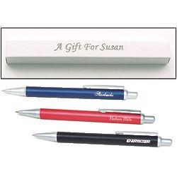 Anodized Ballpoint Pen