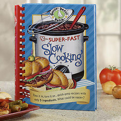Gooseberry Patch Super-Fast Slow Cooking Cookbook