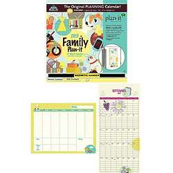2013 Family Plan-It Calendar