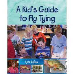 A Kid's Guide to Fly Fishing Book