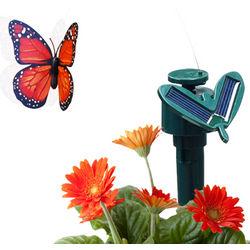 Solar Monarch Butterfly