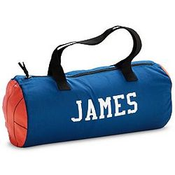 Basketball Personalized Sports Duffel Bag