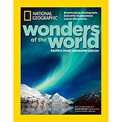 National Geographic Wonders of the World Magazine Special Issue