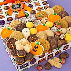 Halloween Bakery Large Cookie Assortment