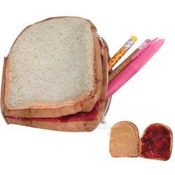 Peanut Butter & Jelly Storage Pocket