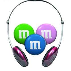 Kids Safe M&Ms Headset