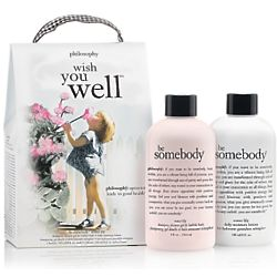 Wish You Well Bath and Body Gift Set