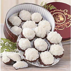 No Sugar Added Coconut Drops