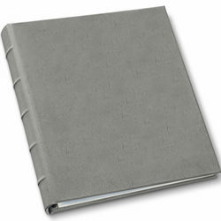 "Gallery Leather 1.25"" Presentation Binder"