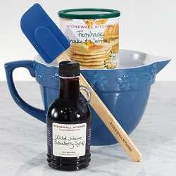 Ultimate Blueberry Breakfast Set
