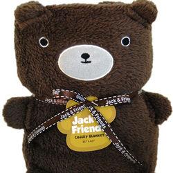 Cuddly Bear Blanket