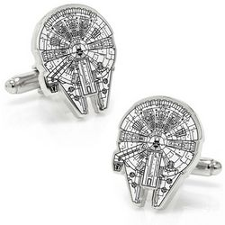 Star Wars Millenium Falcon Cuff Links