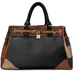 Manhattan Gallery Colorblock Handbag