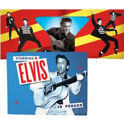 Elvis Sonic Musical Wallet