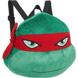 Teenage Mutant Ninja Turtles Raphael 3D Head Plush Backpack