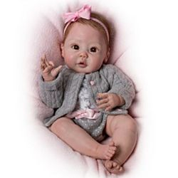 Cuddly Coo Interactive Baby Doll