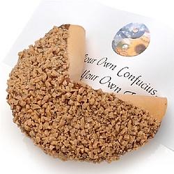 Heath Bar Crunch Lover's Titanic Fortune Cookie