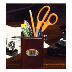 New York Giants Pencil Holder
