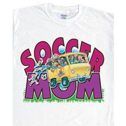 Soccer Mom Van T-Shirt
