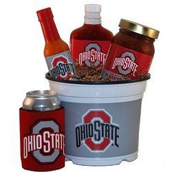 Ohio State University Tailgate Grilling Gift Basket