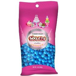 Celebration Sixlets Chocolate Candies