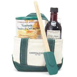 Blueberry Breakfast Tote Bag