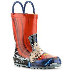 Superman Boy's Rain Boot
