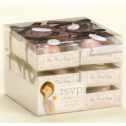 Pink Nest Egg Scented Soap Party Favors