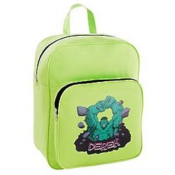 Personalized Hulk Small Backpack