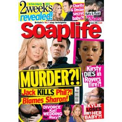 26 Issues of Soaplife Magazine
