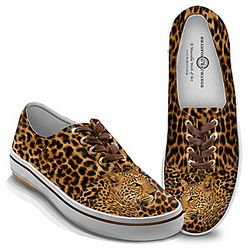 Leopard Luxe Women's Shoes