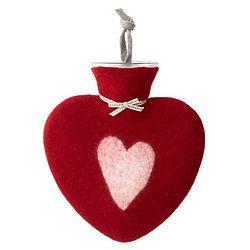 Cozy Heart Hot Water Bottle